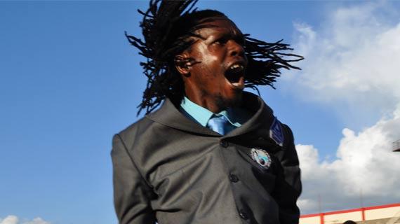 Akwana replaces Ouna at Mathare