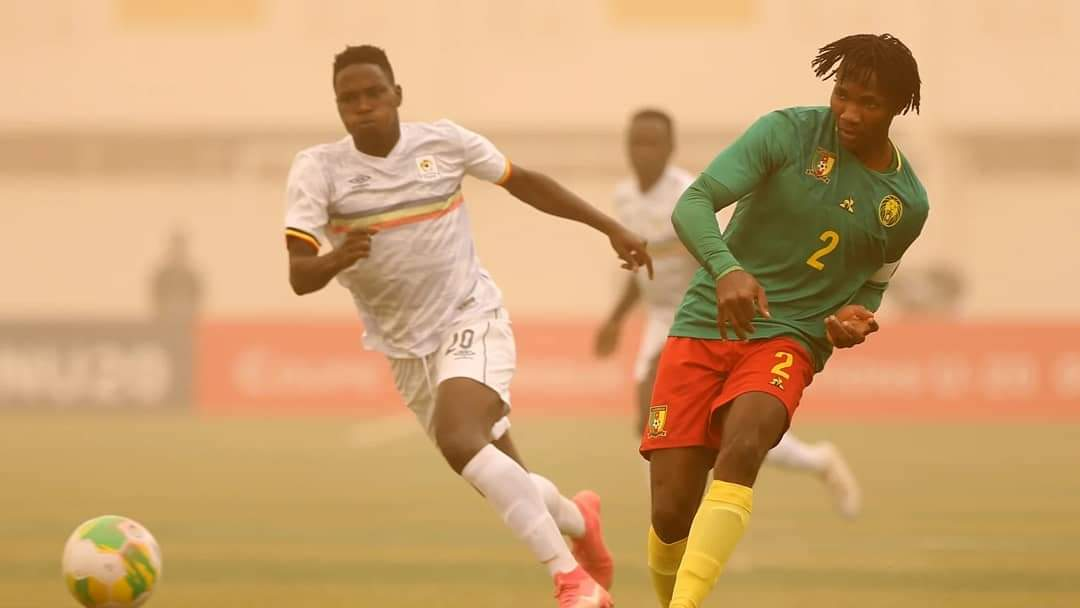 AFCON U20: Cameroon through to quarters,Mauritania bounce back
