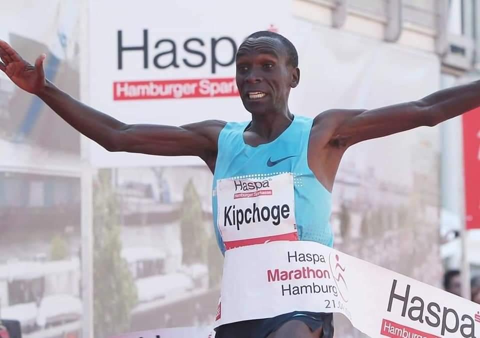 Kipchoge returns to Hamburg