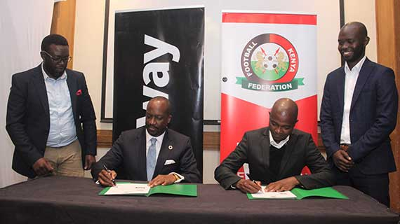 Big boost as Betway announces FKF Shield Cup sponsorship