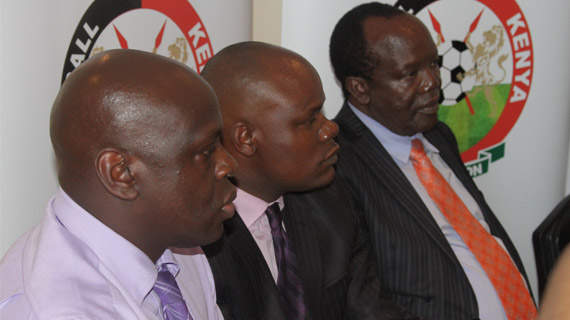 Nyamweya and team accused of planning to Scuttle elections