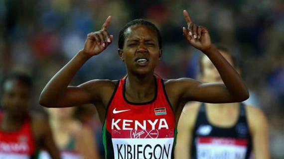 Kipyegon, Kipruto feature in Florence Diamond League Action