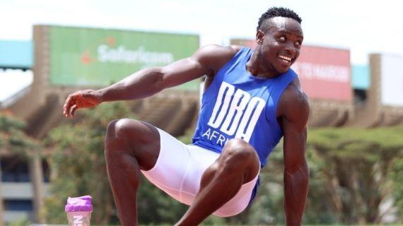 Athletics Kenya declines to ratify Omanyala's record