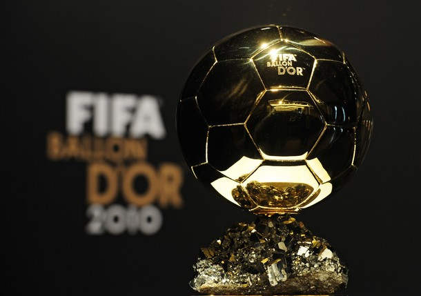 Fifa Ballon d'Or nominees revealed