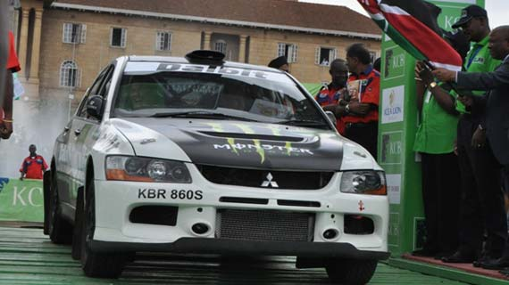 Sidi calls for support from rally stakeholders
