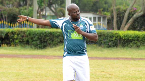 Our aim is to remain in the league, says KCB's Ouna