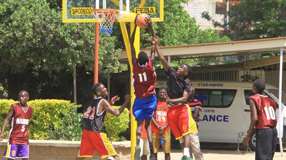New Year's GOA Boost for Kenya basketball