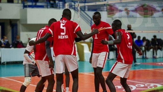 CAVB Men's Club Championship: GSU, KPA secure quarterfinal berths