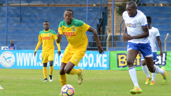 Sofapaka beat Mathare in five goal thriller