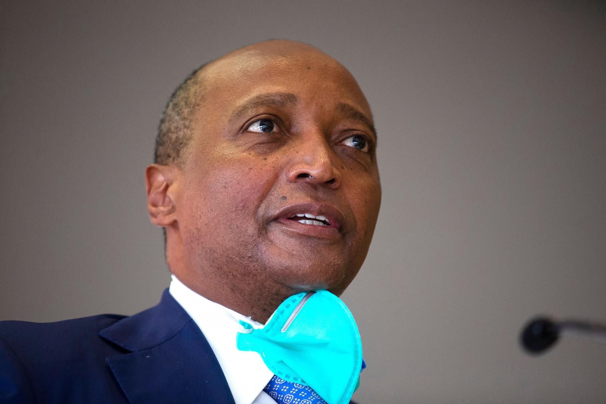 Motsepe all but assured of CAF Presidency