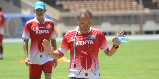 Ghana game will give me ideas of AFCON squad - Migne