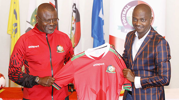 Jacob 'Ghost' Mulee reappointed at Harambee Stars