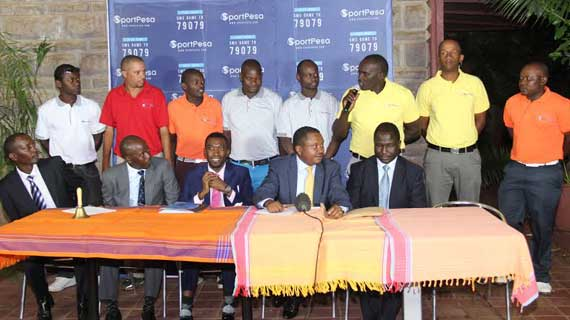 Govt and SportPesa boost local pros for Kenya Open