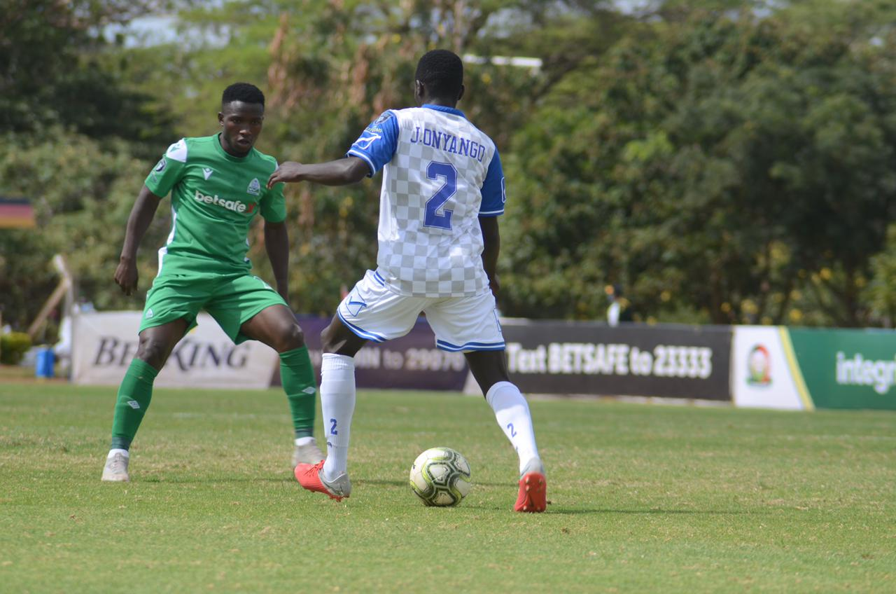 FKFPL Monday Wrap: Comprehensive victory over Bidco sees Gor return to winning ways