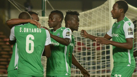 Gor Mahia held by Motema Pembe in Nairobi