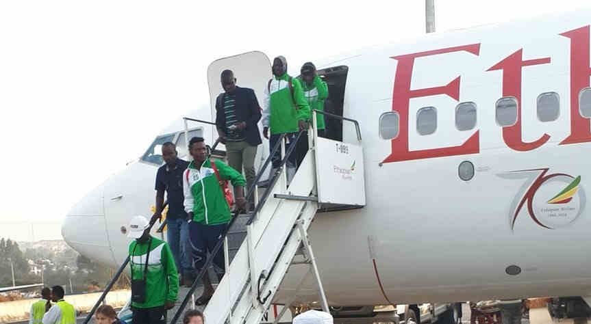 Gor Mahia to depart for Tunis on Thursday