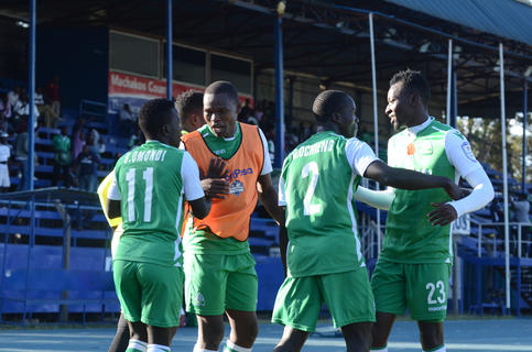 Oliech on a brace as Gor cage Zoo, AFC stopped by Vihiga