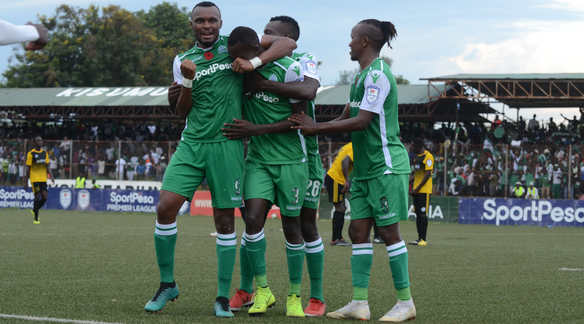 Gor now just five points away from KPL title