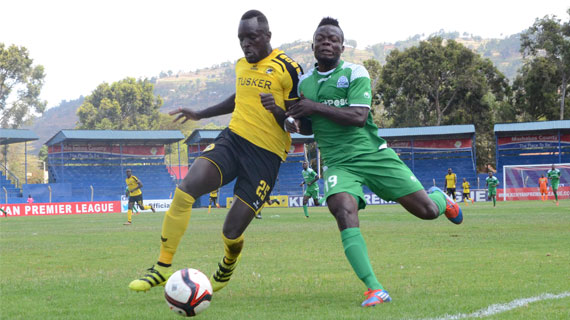 Tusker and Gor to meet in FKF Super Cup