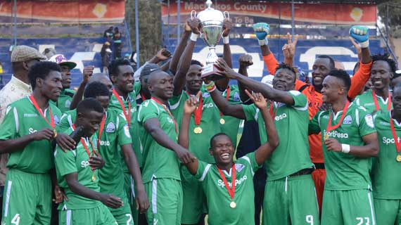 Gor Mahia hit Bandari to win Super Cup