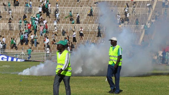 Fighting and regulating violence and hooliganism in Kenyan football