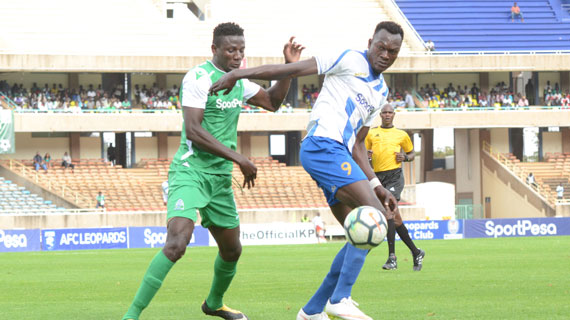 Gor beat AFC to lift title in trouble ridden clash