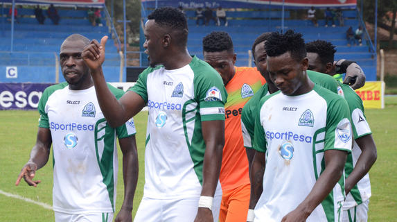 Gor trio to miss Berkane home and away, Oktay banned