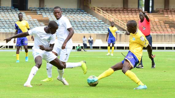 Gor Mahia go seven clear after Tusker falter