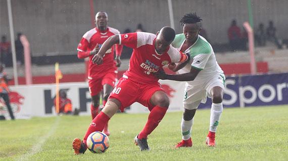 Ulinzi Stars hold Gor Mahia in Kisumu