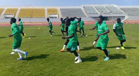 Gor Mahia camps in Cairo ahead of Zamalek CAF CC tie