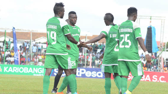 Gor Mahia warm up for Lobi Stars with Zoo thrashing