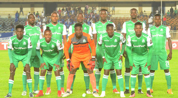 Gor take on USM Alger in history defining tie in North Africa