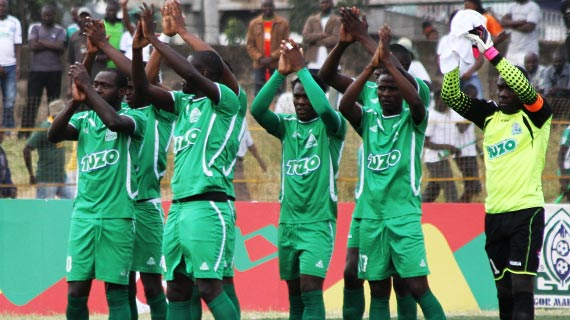 Retaining Domestic cup top of Gor Mahia's agenda