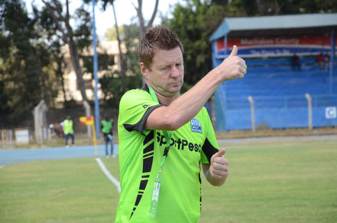 Former Gor coach Kerr moves to South Africa