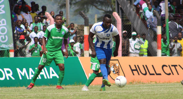 Ulinzi vs Gor postponed  for Hull City friendly