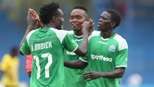 Gor Mahia vs JKU Team News