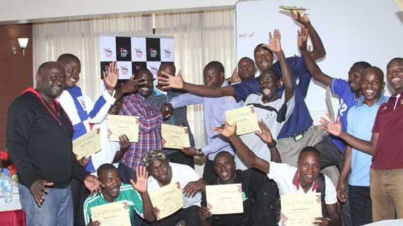 Bungoma hosts Anti Doping Workshop