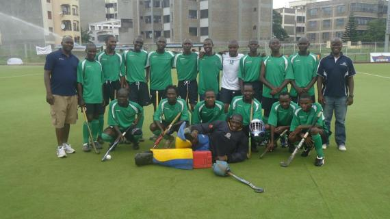 Greensharks labelled as the 'Stoke City' of Kenyan hockey