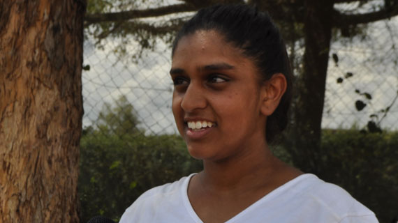 Sofiya Gulam happy with AJC experience