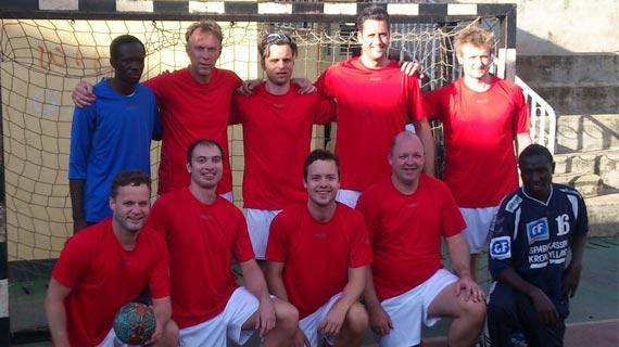 Denmark national Handball team could train in Kenya