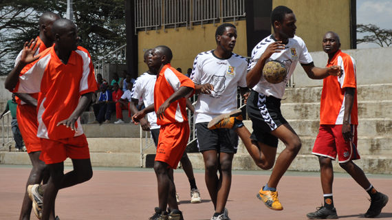 Cereals Men's team expects easy ride during play offs