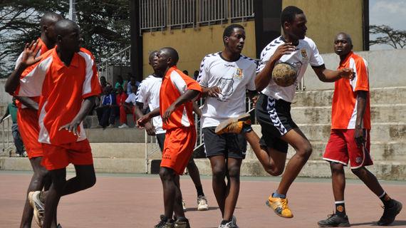 Kenya Handball League Play-offs postponed
