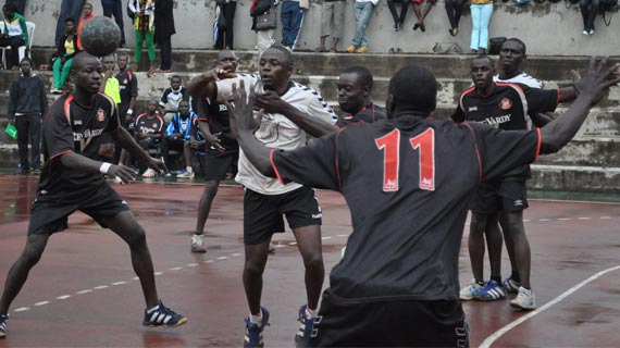 Handball league resumes after two week break