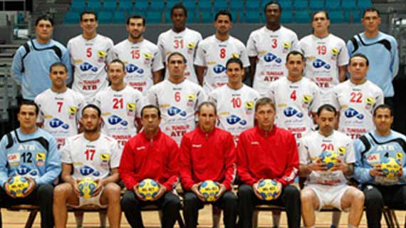 Tunisia to represent Africa in Handball at the Olympics