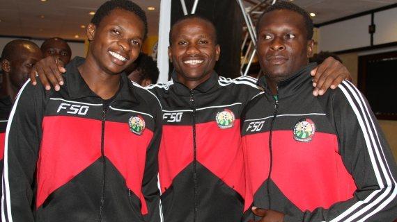 FKF Confirms Kenya's participation in 2013 COSAFA Cup