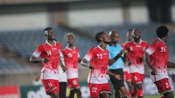 Harambee Stars, What was that?