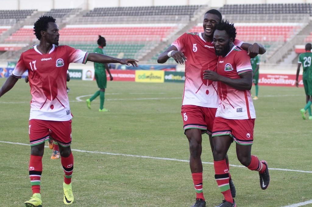 Rupia on target as Stars edge South Sudan