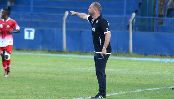 We have a long road to take, says Stars boss Migne