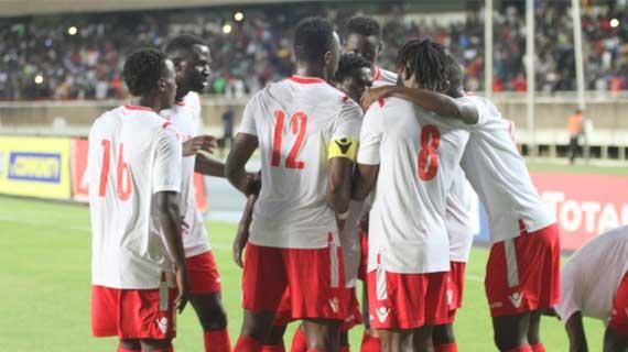Togo hold Kenya's Harambee Stars in Nairobi