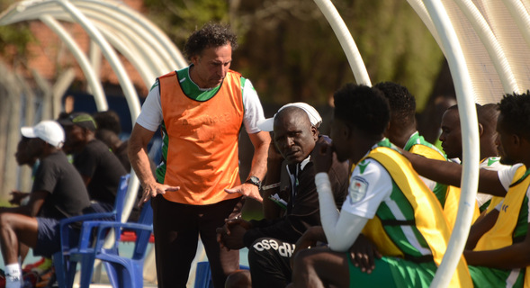 Oktay to welcome back trio ahead of Stima clash